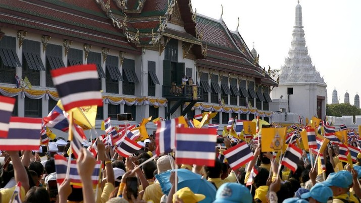 Pemerintah Thailand menangguhkan sementara penerbitan visa dari 19 negara termasuk China.