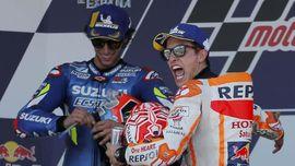 Marquez-Rins Gelar Pertemuan Rahasia Jelang MotoGP Ceko