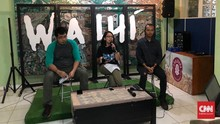 Walhi Godok Pembentukan Partai Hijau Indonesia