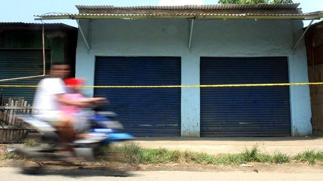 Polisi Tangkap Pemilik Bom di Toko Handphone Bekasi