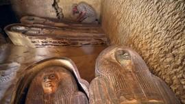 Makam Kuno Berusia 4.500 Tahun Ditemukan Dekat Piramida Giza