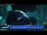 Avengers Endgame Raup Untung USD 2,2 M