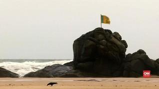 VIDEO: Industri Pariwisata Sri Lanka Rugi Hingga Rp10 Triliun