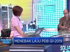 Investasi Jeblok Tahan Laju PDB Indonesia