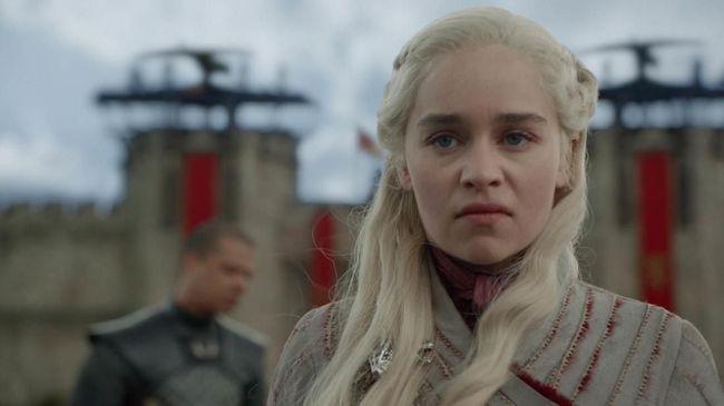 Pemain 'Game of Thrones' Pamit Jelang Episode Terakhir