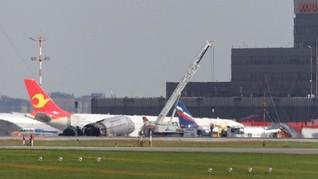 Spesifikasi Sukhoi Superjet 100 yang Tewaskan 41 Penumpang