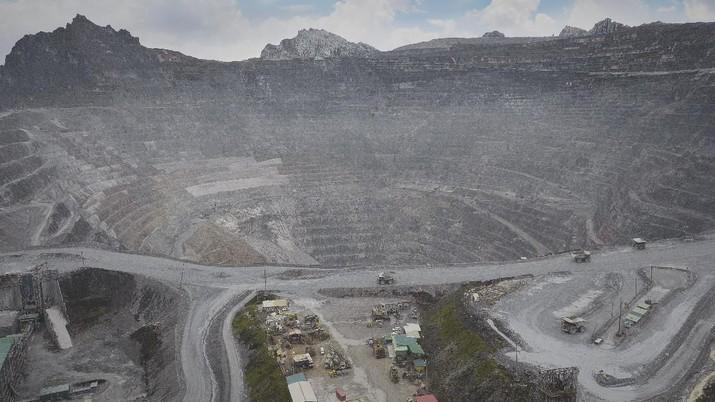 Bangun Smelter di Gresik Rp 42 T, Freeport Seleksi 15 Bank