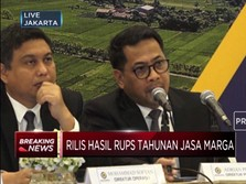 2019, Jasa Marga Siapkan capex Rp 27 Triliun