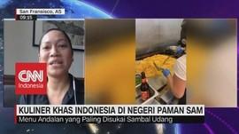 VIDEO: Rindu Kuliner Khas RI, WNI Buka Food Truck di Amerika
