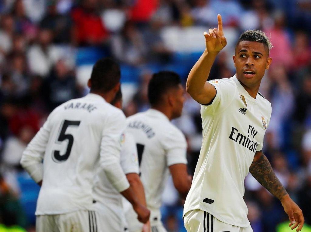 Pada 2012, Real Madrid punya kontrak dengan Adidas hingga 2020 sebesar 38 juta euro atau sekitar Rp 611,9 miliar. (Foto: Reuters)