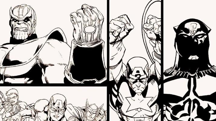 Penggemar Avengers siap-siap, Iron Man dan kawan-kawan kembali hadir di bioskop RI mulai pekan depan.