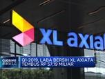 Q1-2019, Laba Bersih XL Axiata Tembus Rp 57,19 Miliar