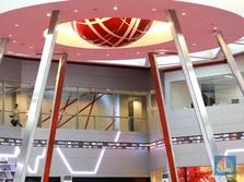 Penjualan Ritel Melesat, IHSG Siap Patahkan Koreksi 3 Hari