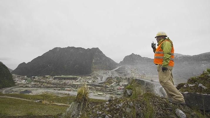 Freeport klaim telah gelontorkan US$ 130 juta atau setara Rp 1,8 triliun untuk membangun smelter mereka