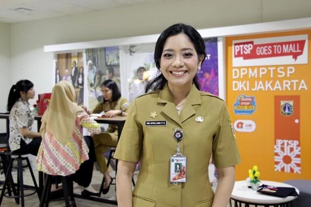Layani Warga Jakarta, PTSP DKI Tetap Berjalan Seperti Biasa