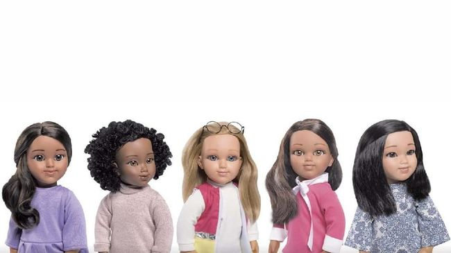 Salam Sisters, 'Barbie' Muslimah Karya Pria Mualaf Australia