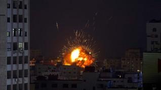 Serangan Roket Kembali Hantam Pangkalan Militer AS di Irak