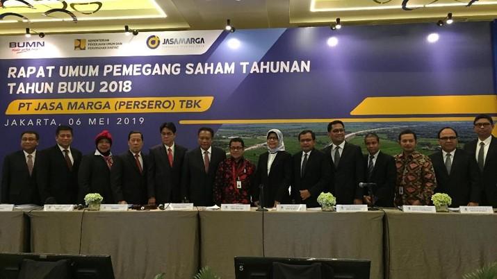 PT Jasa Marga Tbk (JSMR), melalui anak usahanya PT Jasamarga Pandaan Tol (JPT) akan menerbitkan Sukuk Ijarah senilai Rp 785 miliar melalui penawaran terbatas.