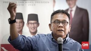Gerindra DKI soal BW 'Kawal' Prabowo di MK: Itu Profesional
