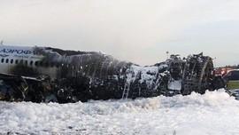 Pilot Sebut Kecelakaan Pesawat Rusia karena Petir