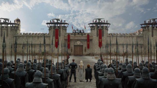 'Perang Terakhir' Game of Thrones Kuasai Twitter