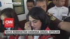 VIDEO: Nota Keberatan Ditolak, Vanessa Angel Menangis