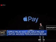 Dalam Setahun, Apple Mengakuisisi 20-25 Perusahaan