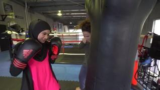 Australia dan Muslimah yang Bugar