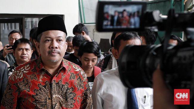 Fahri Hamzah: Jokowi Sebetulnya Setuju Revisi UU KPK