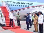 Konkret! Jokowi ke Kalimantan, Cek Calon Ibu Kota Baru