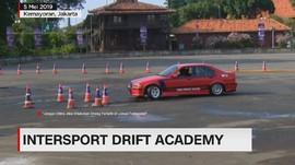 VIDEO: 40 Peserta Dapat Pelatihan Drifting di IIMS 2019