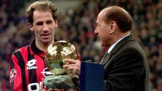 Franco Baresi, Nomor Enam Rossoneri yang Abadi