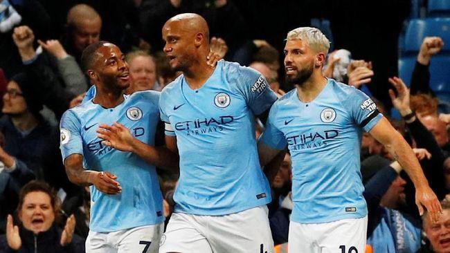Jadwal Liga Inggris: Laga Penentu Man City dan Liverpool