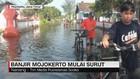 VIDEO: Banjir Mojokerto Mulai Surut