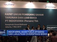 Banyak Dilepas Investor, ke Mana Arah Saham Indofarma?