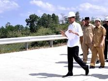 Ibu Kota RI di Kaltim, Jokowi Siapkan 300 Ribu Hektare Lahan