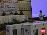 KPU Tetapkan PDIP Raih Suara Terbanyak Pileg 2019