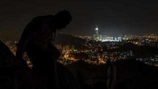 FOTO: Ziarah di Arab Saudi