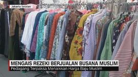 VIDEO: Mengais Rezeki Berjualan Busana Muslim di Bulan Puasa