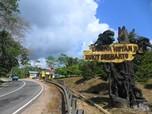Seperti Ini Bukit Soeharto, Salah Satu Calon Ibu Kota Baru RI