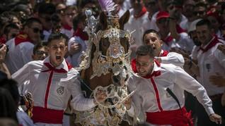 FOTO: Festival Pengingat Perjuangan Kesatria Templar