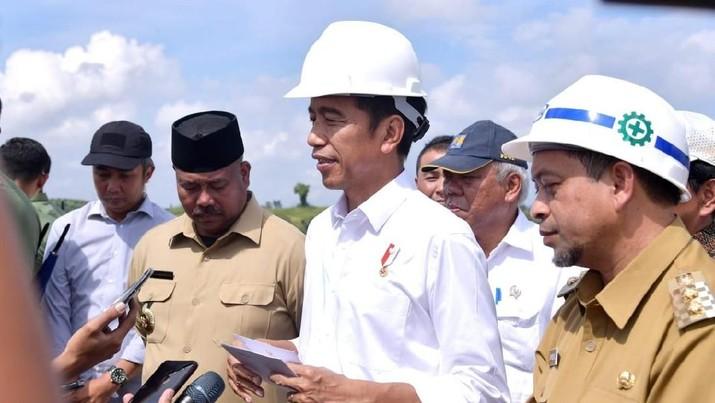 Jokowi: yang Tak Puas Hasil Pemilu, Kasih Contoh yang Baik