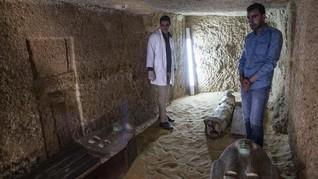Dua Makam Berusia 3.400 Tahun Ditemukan di Yunani