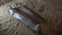 Mesir Temukan 20 Peti Mati Kuno Terbesar dan Terpenting