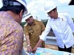 Blusukan ke Kaltim, Jokowi Tentukan Titik Istana Ibu Kota