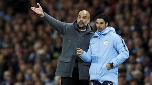 Kompany Yakin Arteta Cocok Gantikan Guardiola di Man City