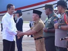 Kisah Perjalanan Jokowi Mencari Calon Ibu Kota Baru