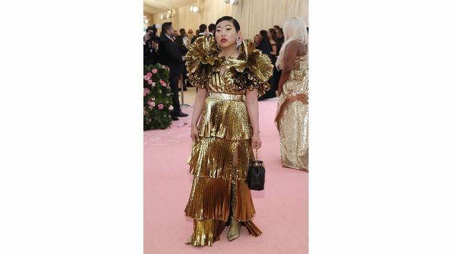 Aktris 'Crazy Rich Asian' Gabung di Film 'The Little Mermaid'