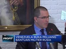 Venezuela Buka Peluang Bantuan Militer Rusia