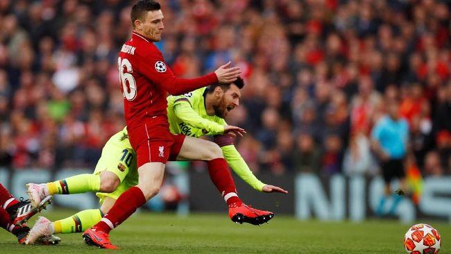 Barcelona Gagal ke Final, Messi Ditinggal Bus Tim